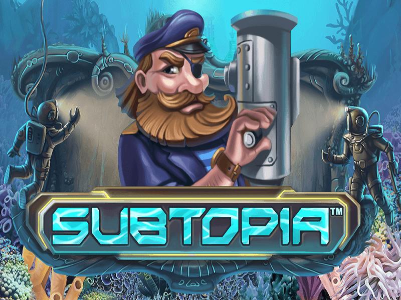 Subtopia homepage
