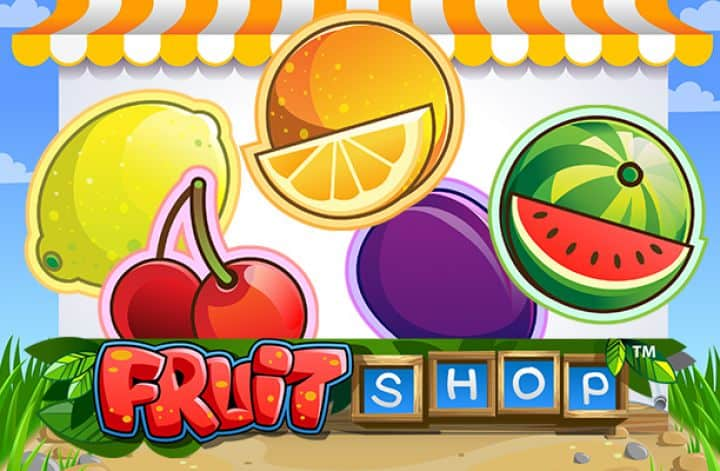 fruit shop slot netent