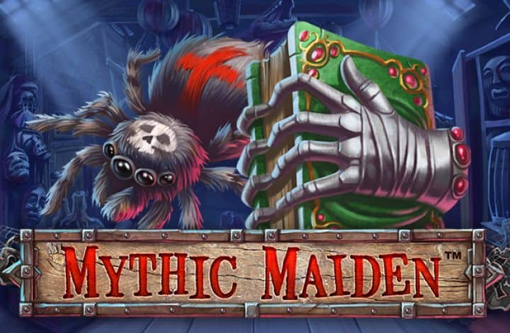 mythic maiden slot netent